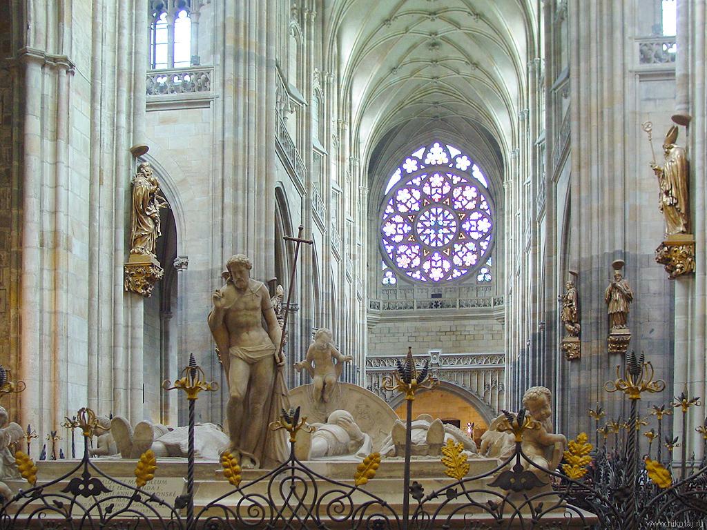 Чехия: Собор Святого Витта, Прага